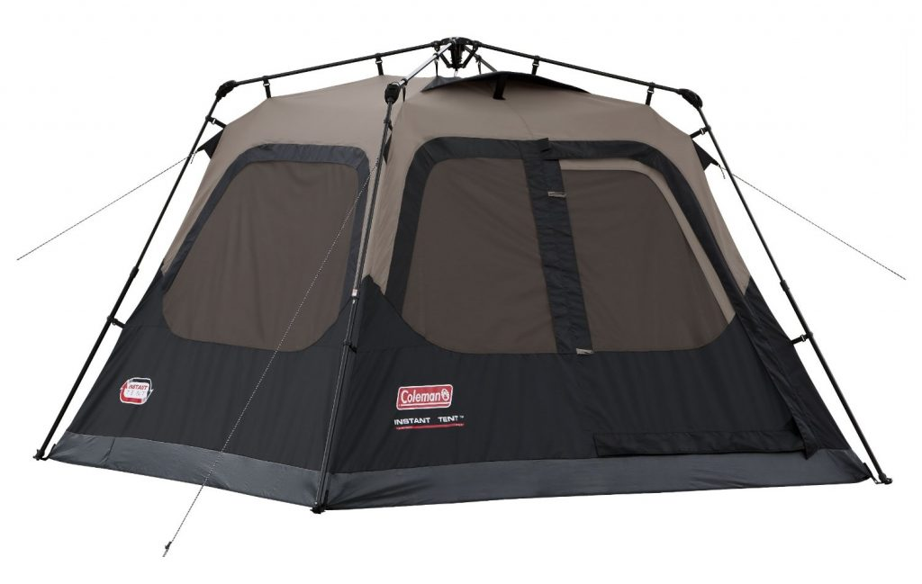 Coleman 4 Person Instant Tent Review