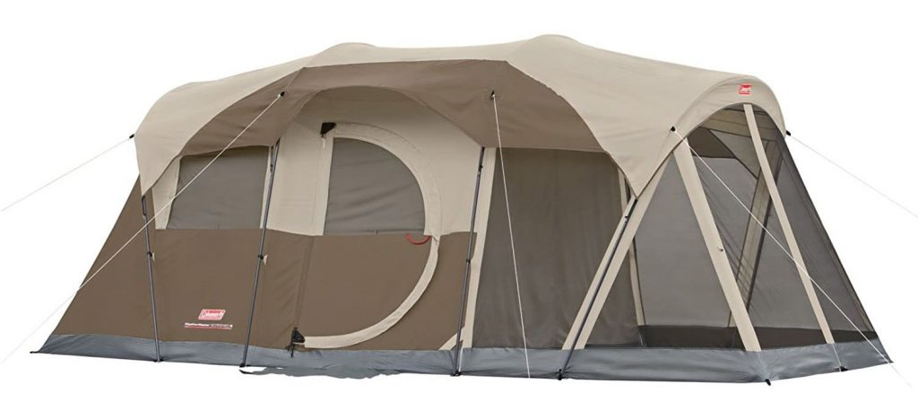 The six-person capacity tent ...  sc 1 st  Tents & Best 6 Person Tent Reviews - Six Man Tents - Tents Zone