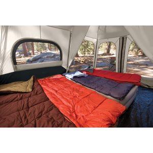 Coleman 2000018295 8-Person Instant Tent Bed Space