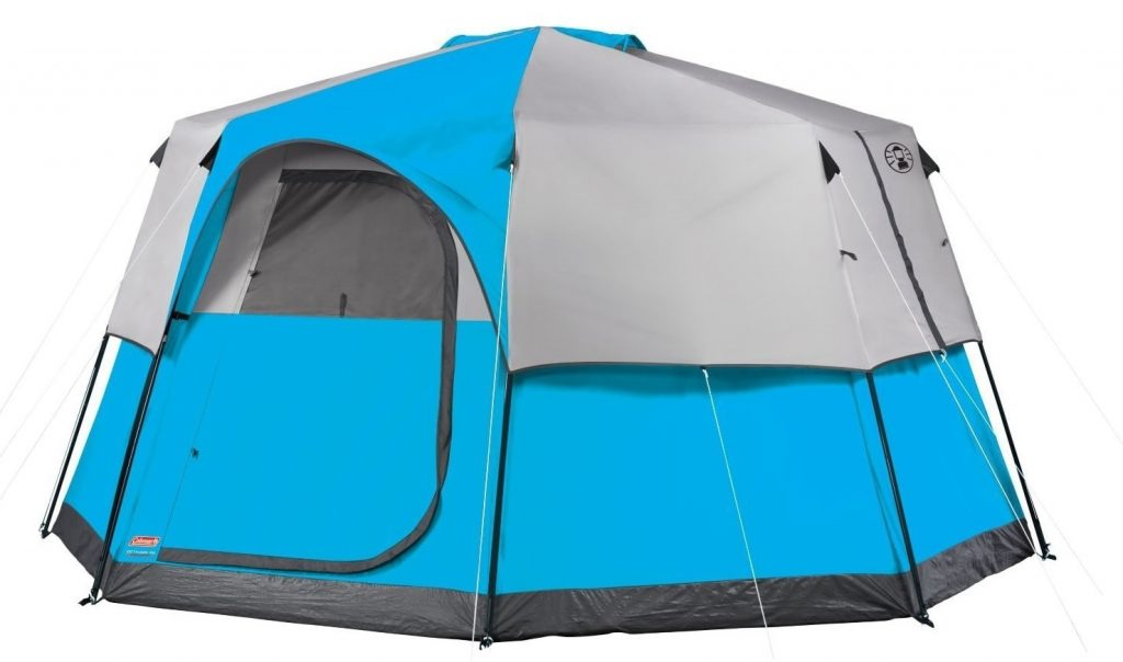 Coleman Octagon 98 Tent Review | Best Family Tent
