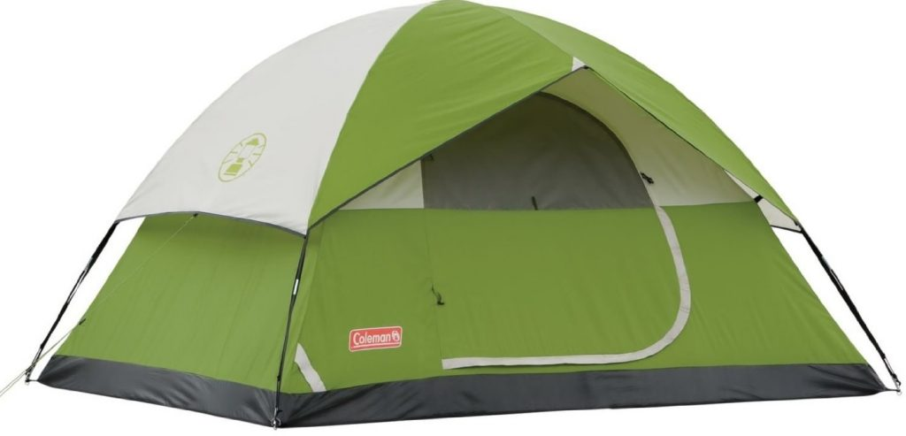 Coleman Sundome 4 Person Tent Review - Best 4 Person Tent