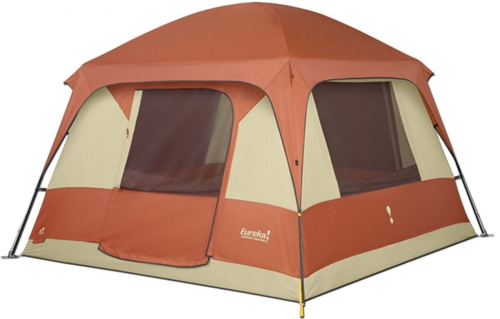 Eureka Copper Canyon 6 Person Tent Review - Best Family Tent