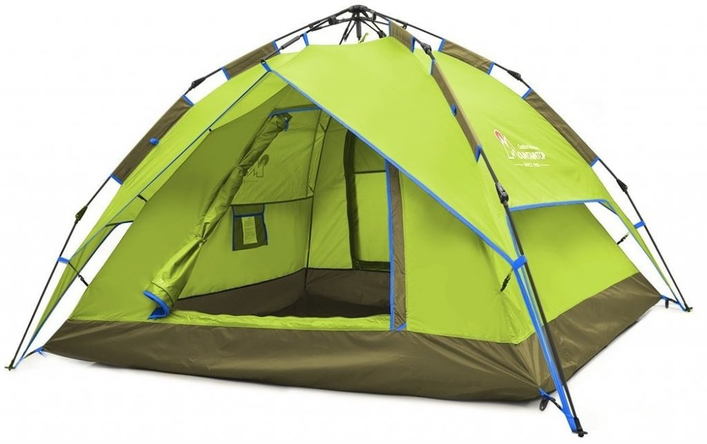 Mountaintop Waterproof 3 Season Backpacking Tent Review