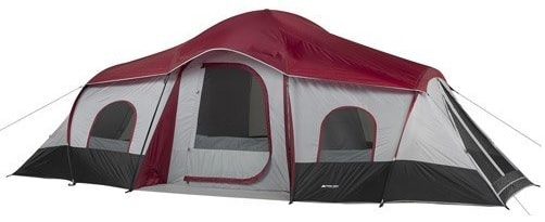 Ozark Trail 10 Person 3 Room XL Family Tent Review | Best Family Tent