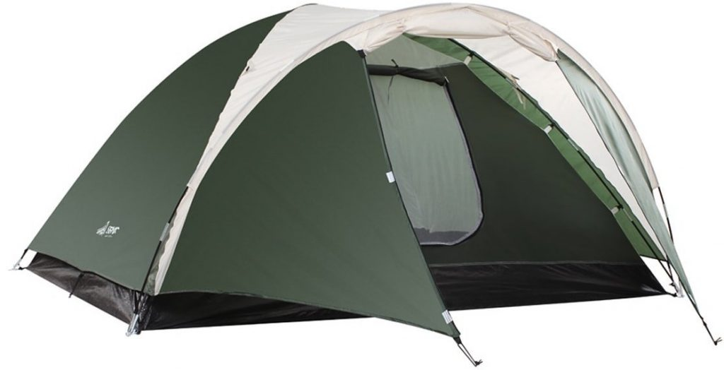 SEMOO Double Layer Tent Review - Best 4 Man Tent
