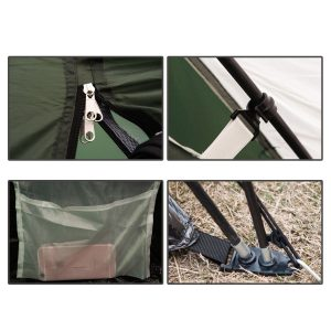 SEMOO Double Layer Tent Special Features