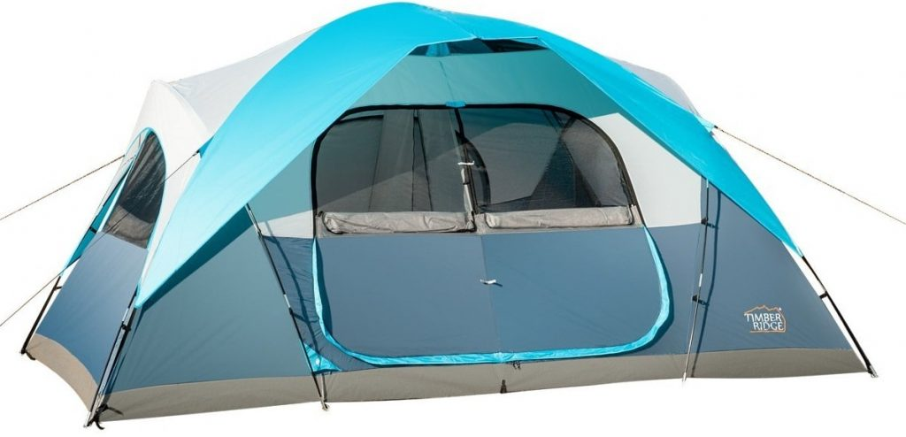 Timber Ridge Large Family Tent Review - Best Family Tent